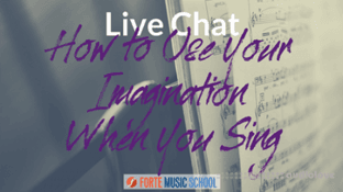 SkillShare How to Use your Imagination When You Sing
