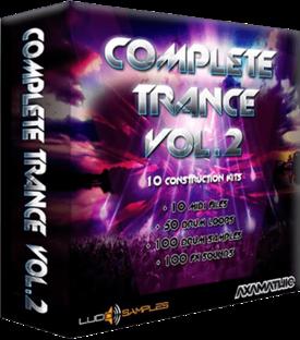 Lucid Samples Complete Trance Vol 2