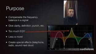 SkillShare Equalization in the Audio Mix: Learn How to EQ Effectively