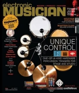 Electronic Musician July 2017