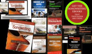 SecretsOfSongWriting.com Essential Secrets of Songwriting Ebook Bundle
