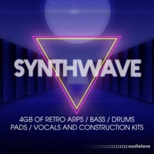 Sonic Academy Synthwave Sample Pack