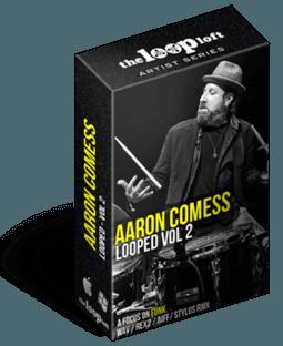 The Loop Loft Aaron Comess Looped Vol 2