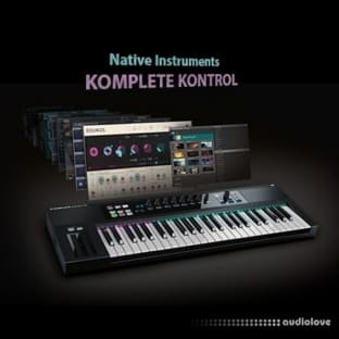 Native Instruments Komplete Kontrol