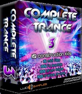 Lucid Samples Complete Trance Vol 3