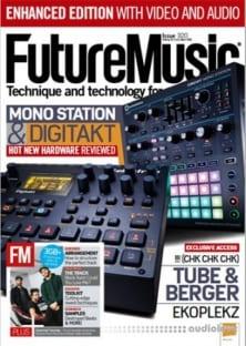 Future Music August 2017