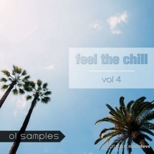 O! Samples Feel The Chill Vol 4
