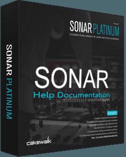 Cakewalk SONAR Help Documentation