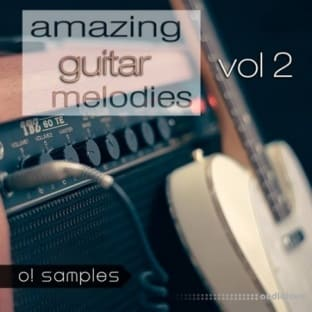 O! Samples Amazing Guitar Melodies Vol 2