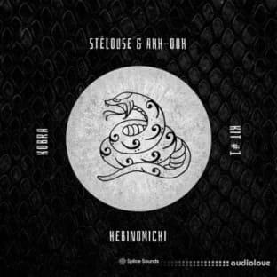Splice Sounds SteLouse and Ahh Ooh Hebinomichi Kobra Kit