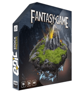 Epic Stock Media Fantasy Game