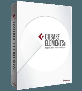 Steinberg Cubase Elements 8