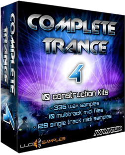 Lucid Samples Complete Trance Vol 4