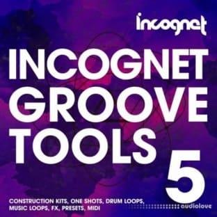 Incognet - Incognet Groove Tools Vol 5