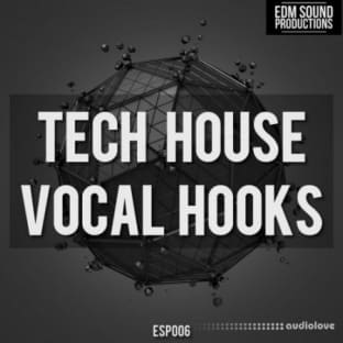 EDM Sound Productions Tech House Vocal Hooks
