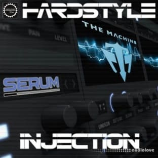 Industrial Strength The Machine Hardstyle Injection