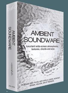 Zero-G Ambient Soundware