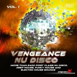 Vengeance Nu Disco Vol 1