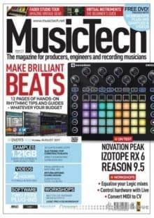 MusicTech August 2017