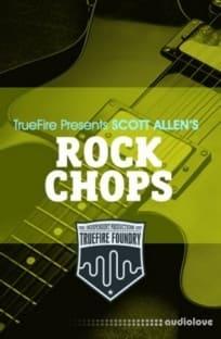 Truefire Foundry Rock Chops