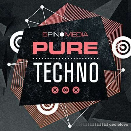 5Pin Media Pure Techno