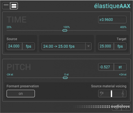 zplane ElastiqueAAX v2.1.0 CE WiN