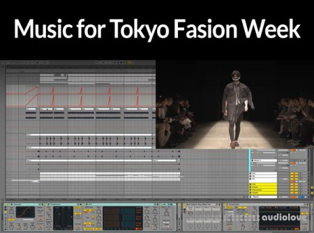 Groove3 Music for Tokyo Fashion Week
