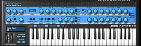 Novation Bass Station v2.3 WiN MacOSX