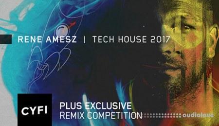 Sonic Academy How To Make Tech House 2017 with Rene Amesz