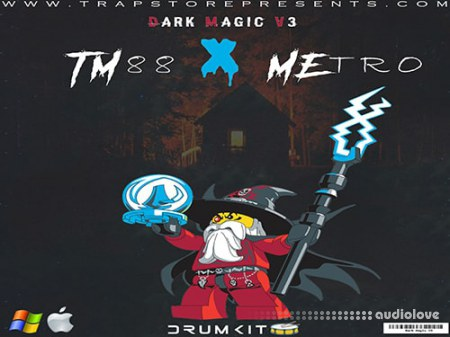 Trap Store Presents TM88 and METRO DARK MAGIC V3