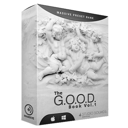 Studio Sounds The G O O D  Book Vol 1 free download - AudioLove