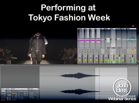 Groove3 Performing at Tokyo Fashion Week