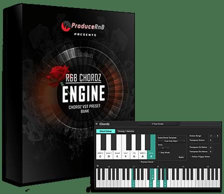ProduceRnB The RnB Chordz Engine free download - AudioLove