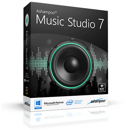 Ashampoo Music Studio 7 v7.0.2.5 WiN