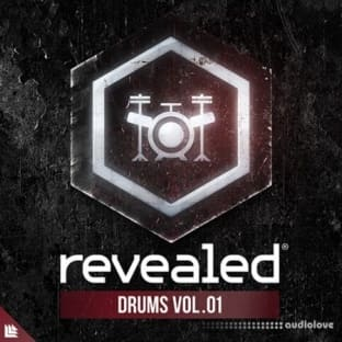 Alonso Sound Revealed Drums Vol 1
