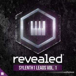 Alonso Sound Revealed Sylenth1 Leads Vol 1