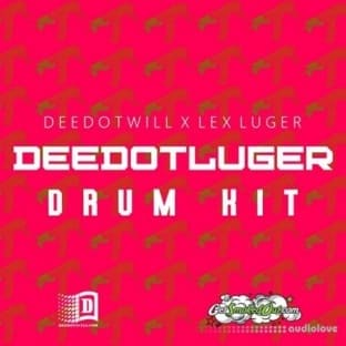 Deedotwill x Lex Luger Deedotluger Drum Kit