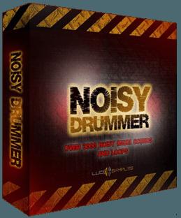Lucid Samples Noisy Drummer