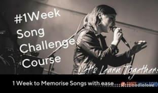 Skillshare The 1 Week Song Challenge Course - Memorise songs easily in 5 days