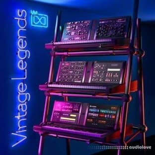 UVI Vintage Legends - Full and Light Version