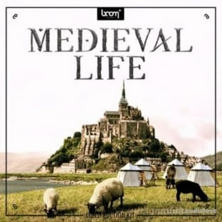 Boom Library Medieval Life Construction Kits