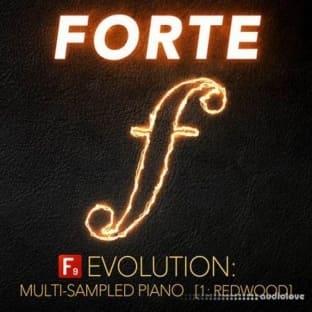 F9 Audio F9 Forte Evolution: Redwood Club Piano