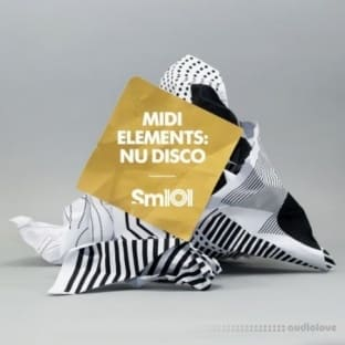 Sample Magic MIDI Elements: Nu Disco