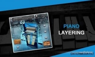 Vandalism Piano Layering