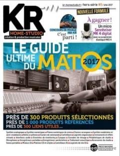 Keyboard Recording Home-Studio Hors Série No.5 Été 2017