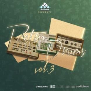 MSXII Sound Design Retro Drums 3