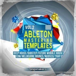 Singomakers Ableton Mastering Templates Vol 2
