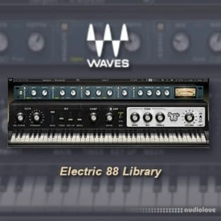 Waves Electric 88 Library
