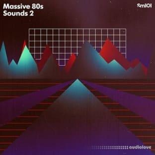 Sample Magic Massive 80s Sounds Vol 2