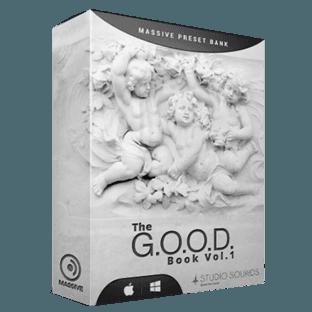 Studio Sounds The G.O.O.D. Book Vol 1